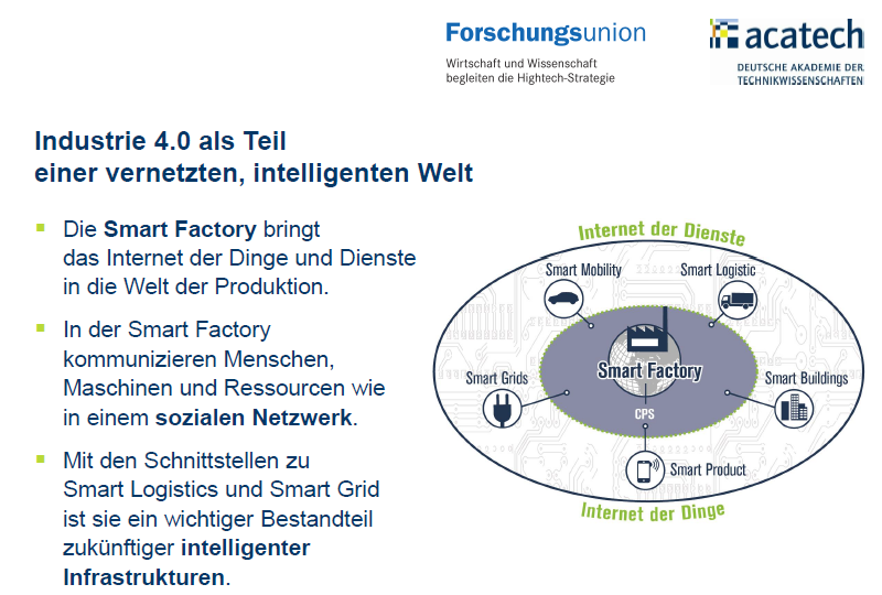 Industrie 4.0 by acatech