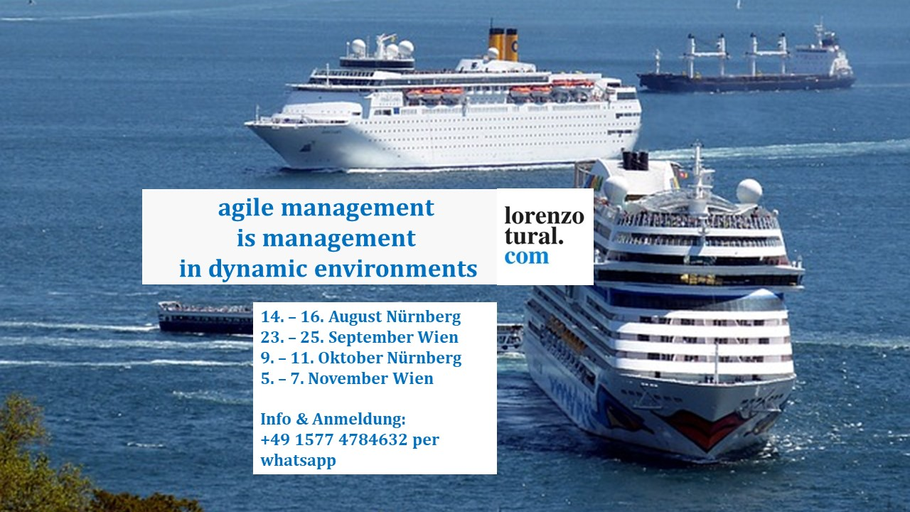 agiles management trainings