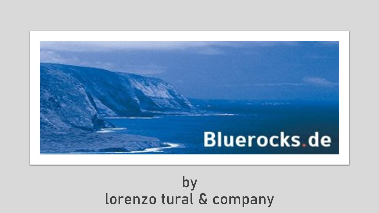 bluerocks de brand
